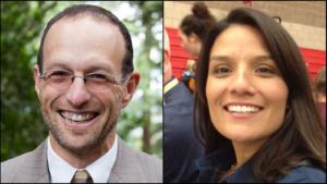 Clifford Rechtschaffen & Martha Guzman-Aceves