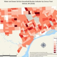 Alliance for Water Efficiency Releases Water Affordability and Water Conservation Assessment in Detroit, Michigan
