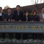 Seoul Metropolitan Waterworks Visits San Jose Water Company