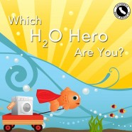 "Cal Water's Facebook Quiz Asks ""Which H20 Hero Are You?"""