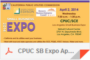 CPUC Small Business Expo 2014