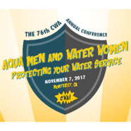 Protecting Your Water Service at CWA's 76th Annual Conference