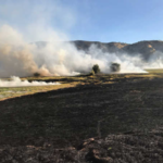 Golden State Water Company Provides Support and Resources to Fight Sulphur Fire in Lake County