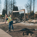 California American Water Employees Take Action During Devastating Tubbs Fire