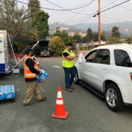 Cal Water Mobilizes for Residents at California's Largest Wildfire