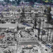Larkfield Begins Recovery Efforts After Devastating Tubbs Fire