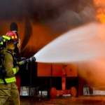 Cal Water Grant Funds Equipment to Keep Firefighters Safe